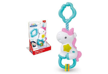 Immagine di Interactive rattle Unicorn