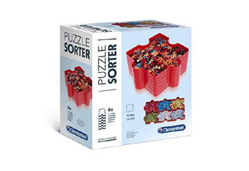 Immagine di Vaschette puzzle confezione 6pz