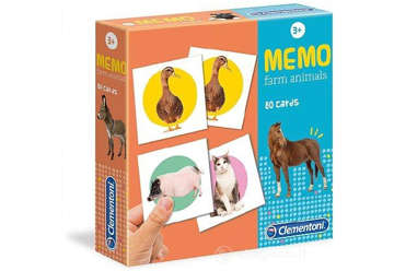 Immagine di Memo farm animals