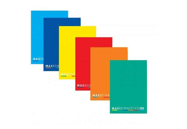 Immagine di Quaderno A4 facilitato per disgrafia e dislessia quadretto 5M