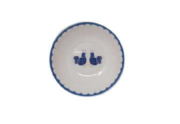 Immagine di Lavafrutta tondo pavoncelle sarde cm 19