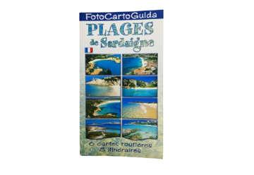 Immagine di Foto carto guida spiagge della Sardegna (in francese)