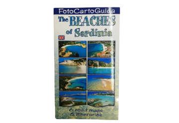 Immagine di Foto carto guida spiagge della Sardegna (in inglese)