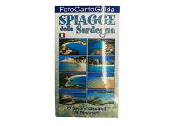 Immagine di Foto carto guida spiagge della Sardegna (in italiano)