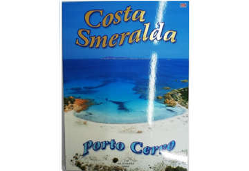 Immagine di Volume Costa Smeralda in inglese