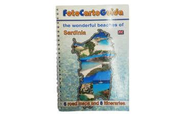 Immagine di Cartoguida spiagge della Sardegna in inglese