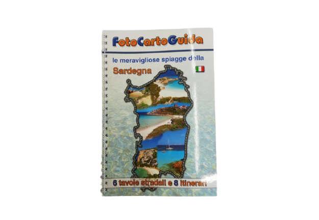 Immagine di Cartoguida spiagge della Sardegna in italiano
