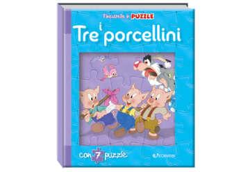Immagine di Finestrelle puzzle - I tre porcellini