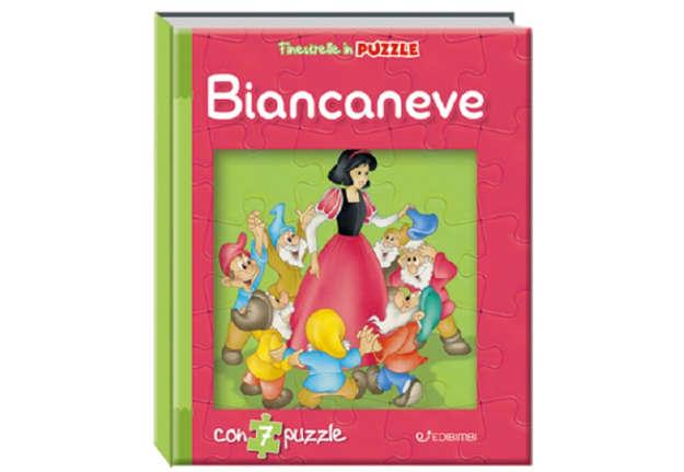 Immagine di Finestrelle puzzle - Biancaneve