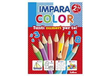 Immagine di Impara color - Tanti numeri per te!