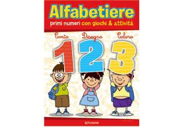 Immagine di Alfabetiere - Primi numeri
