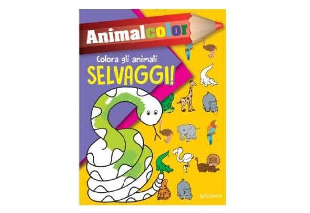 Immagine di Animalcolor - Selvaggi!