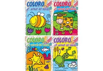 Immagine di Coloro - Gli animali del mondo