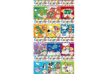 Immagine di Coloretti 12 - Gli animali domestici