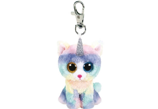 Immagine di TY Beanie boos clips Heather
