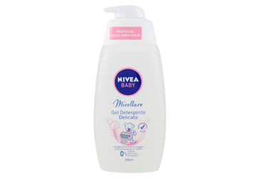 Immagine di Nivea baby Micellare gel detergente delicato 500ml