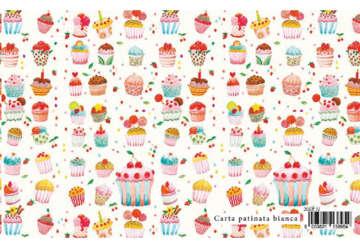 Immagine di Foglio carta regalo Sweet 70x100