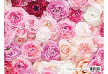 Immagine di Foglio carta regalo Flowers 70x100
