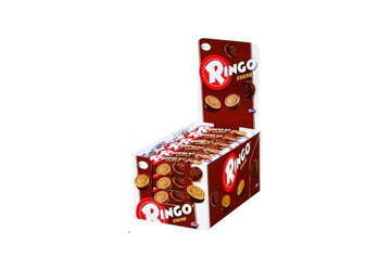 Immagine di Ringo cacao  55gr 24pz Pavesi