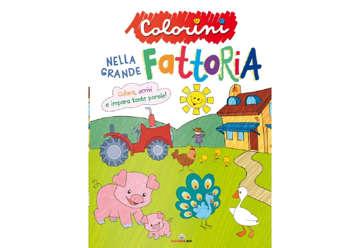 Immagine di Colorini - Nella grande fattoria