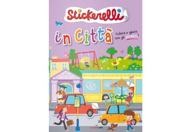 Immagine di Stickerelli - In città
