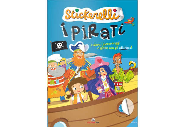 Immagine di Stickerelli - I pirati