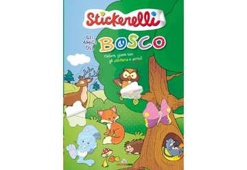 Immagine di Stickerelli - Gli amici del bosco
