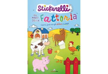 Immagine di Stickerelli - Gli amici della fattoria