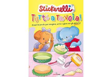 Immagine di Stickerelli - Tutti a tavola