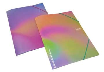 Immagine di Cartellina Aurora 3 lembi con elastico