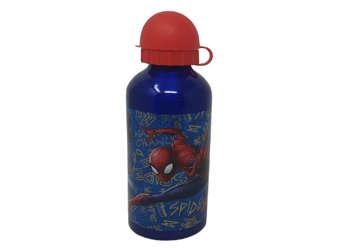 Immagine di Spiderman borraccia in alluminio 500ml