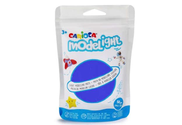 Immagine di Pasta Modelight Blu Maxi 50 gr