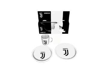 Immagine di Set piatto fondo/piano e tazza Juventus