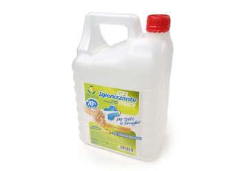 Immagine di Tanica gel igienizzante 5L