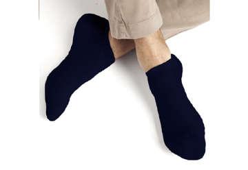 Immagine di Mini calza unisex blu 42-46