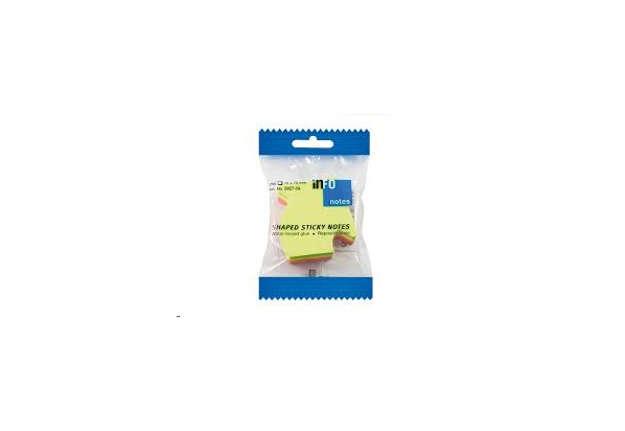 Immagine di Post-it cubo freccia  7x7cm