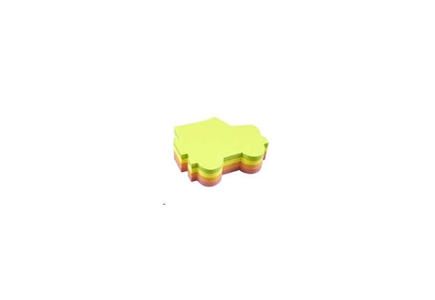 Immagine di Post-it cubo auto 7x7cm
