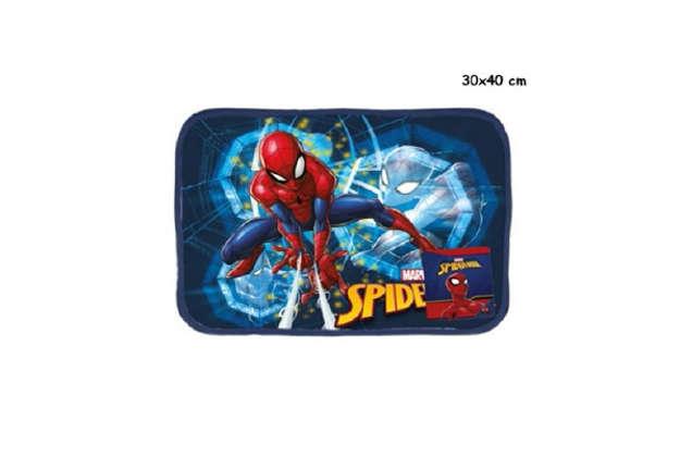 Immagine di Tovaglietta Spiderman in tessuto impermeabile 30x40cm