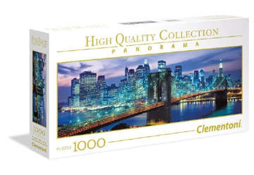 Immagine di Puzzle 1000 pz - New York - Brooklin brid 1000pz