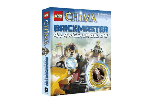 Immagine di Lego librone Legends of Chima