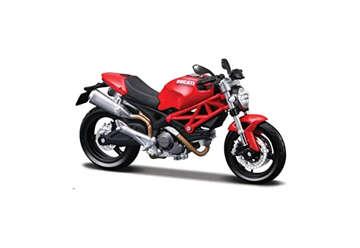 Immagine di Maisto- Ducati Monster 696 scala 1:18