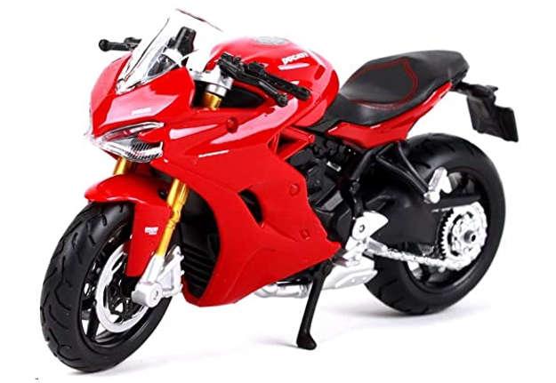 Immagine di Maisto- Ducati Supersport S scala 1:18