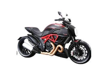 Immagine di Maisto- Ducati Diavel Carbon 1:18