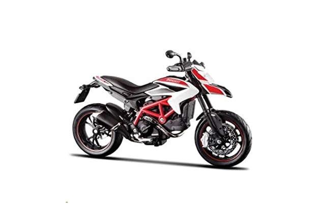 Immagine di Maisto- Ducati Hypermotard SP scala 1:18