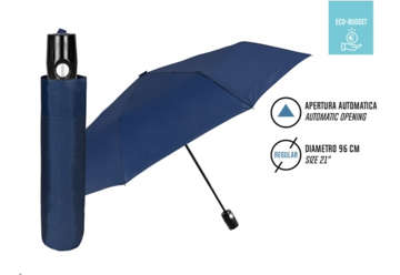 Immagine di Ombrello blu 21cm