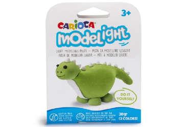 Immagine di Pasta da modellare Modelight Coccodrillo 30gr
