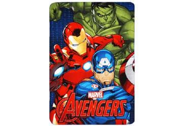 Immagine di Plaid Avengers 100x140cm