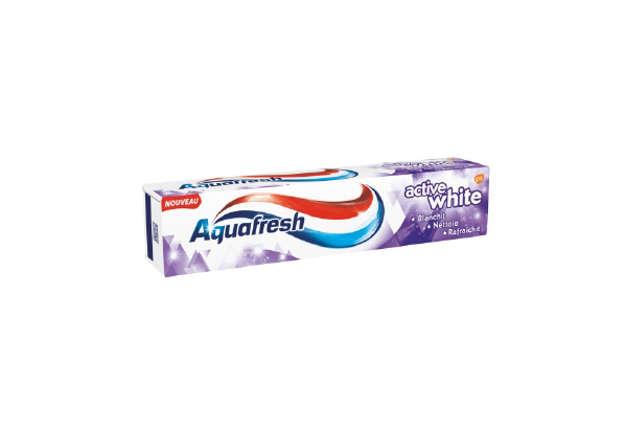 Immagine di Dentifricio Aquafresh active white 75ml