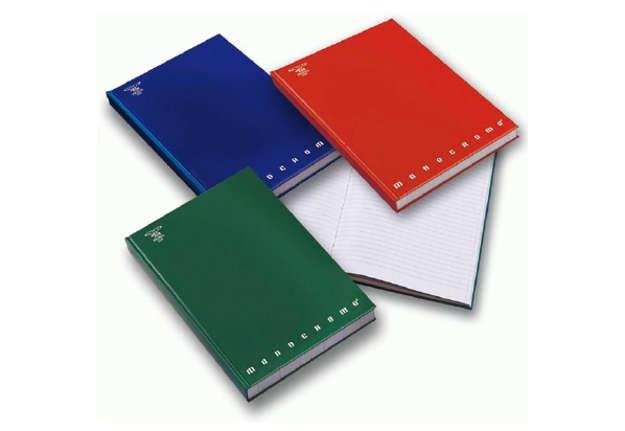 Immagine di Quaderno A4 Monocromo Cartonato 5M 60 Fogli da 50Gr