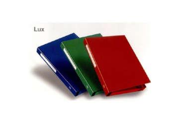 Immagine di Cartelline Lux con elastico dorso 3cm